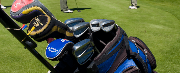 what are the 14 clubs in a golf bag