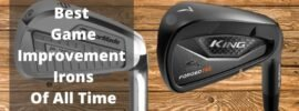 Best-Game Improvement Irons Of All Time